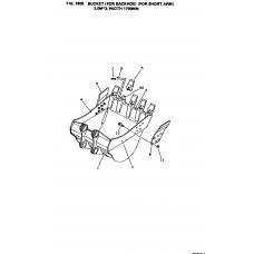Адаптер ковша 209-944-1220