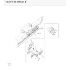 Болт крепления башмака 14525773