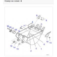 Адаптер ковша 20X-70-14151