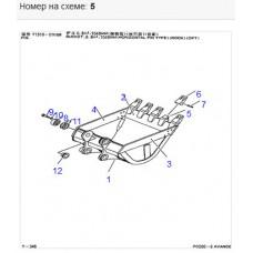 Адаптер ковша 20Y-934-2211